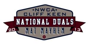 Mat Mayhem Logo